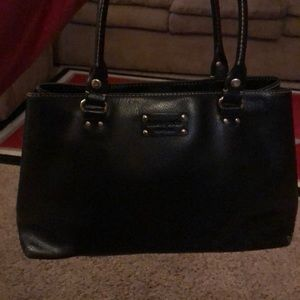 Large Leather Kate Spade purse